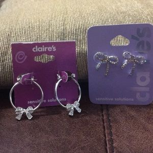 f972bb0f32fb0 Claire's Accessories | Claires Girls Dangle Earrings | Poshmark